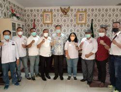 Ketua DPRD Medan Berharap Bisa Berkolaborasi dengan Pospera