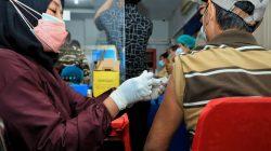 Vaksinasi Berani Serbu Targetkan 1000 Vaksin di Medan