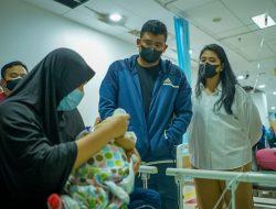 Bobby Nasution Pantau Terus Perkembangan Kondisi Bayi Penderita Astresia Billier
