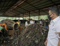 Bobby Nasution Tetapkan 6 Titik Lokasi Percontohan Kawasan Bebas Sampah